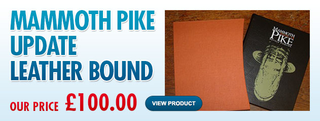 MAMMOTH PIKE UPDATE LEATHER BOUND