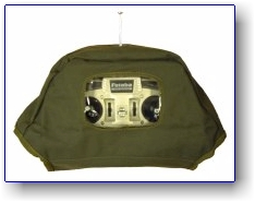 Angling Technics Transmitter Waterproof Rain Pouch & Neck Strap product image