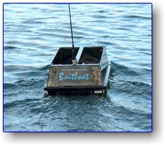 Angling Technics Standard Bait Boat product image