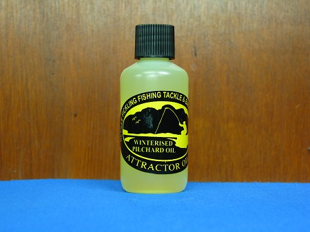Lucebaits Winterised Pilchard Oil 50ml product image
