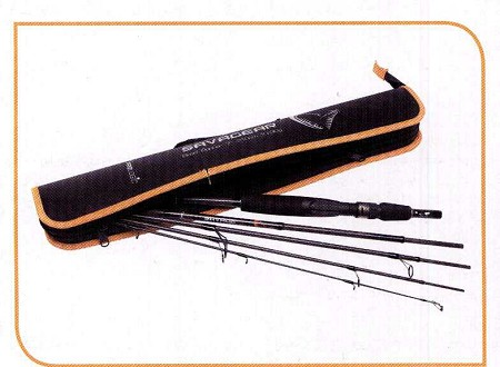 Savage Roadrunner travel rods product image