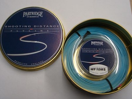 Partridge Shooting  Fly Line 10 product image