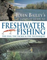 JOHN BAILEYS GUIDE TO FRESHWATER FISHING product image