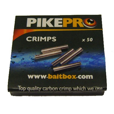 Pikepro Crimps  qty50 product image