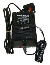 Angling Technics Deluxe Battery Mains Charger product image