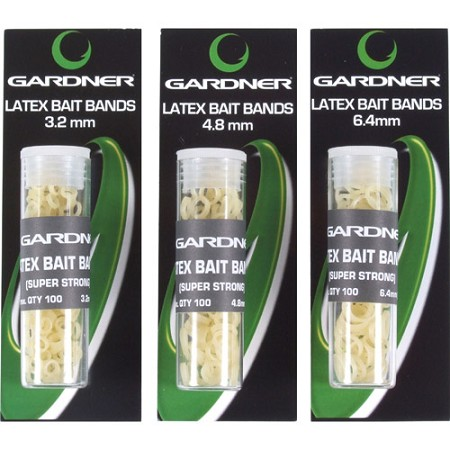 Gardner Latex Bait Bands 6-8 product image