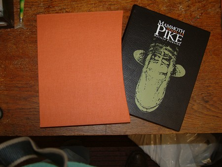 MAMMOTH PIKE UPDATE LEATHER BOUND product image