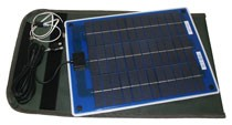 Angling Technics Solar Panel. product image