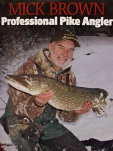 Mick Brown Professional Pike Angler product image